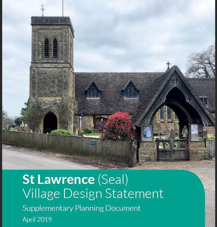 St Lawrence (Seal) Village Design Statement