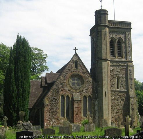 St Lawrence Church, Seal