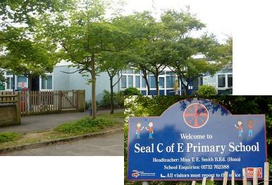 Seal CEP School