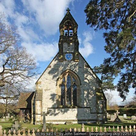 St Margarets Church Underriver