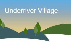 Underriver Village title