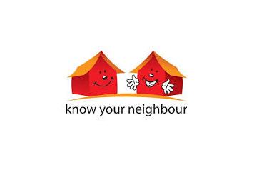 Know your neighbour cartoon