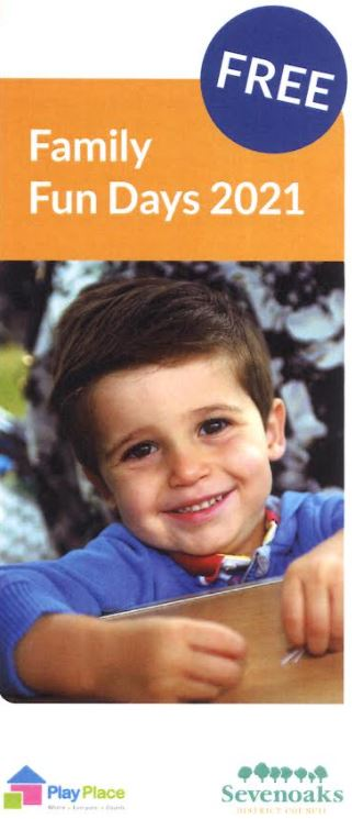 Family Fun Days 2021 - Free - smiling boy