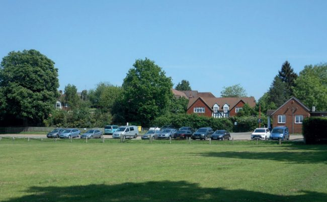 Recreation Ground, Seal